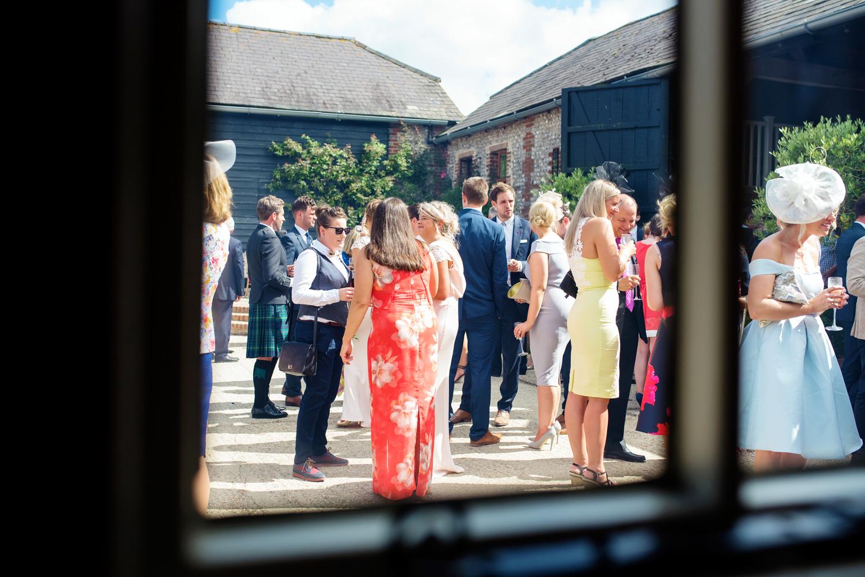 Sarah Williams Photography Upwaltham Barns Wedding Photographer