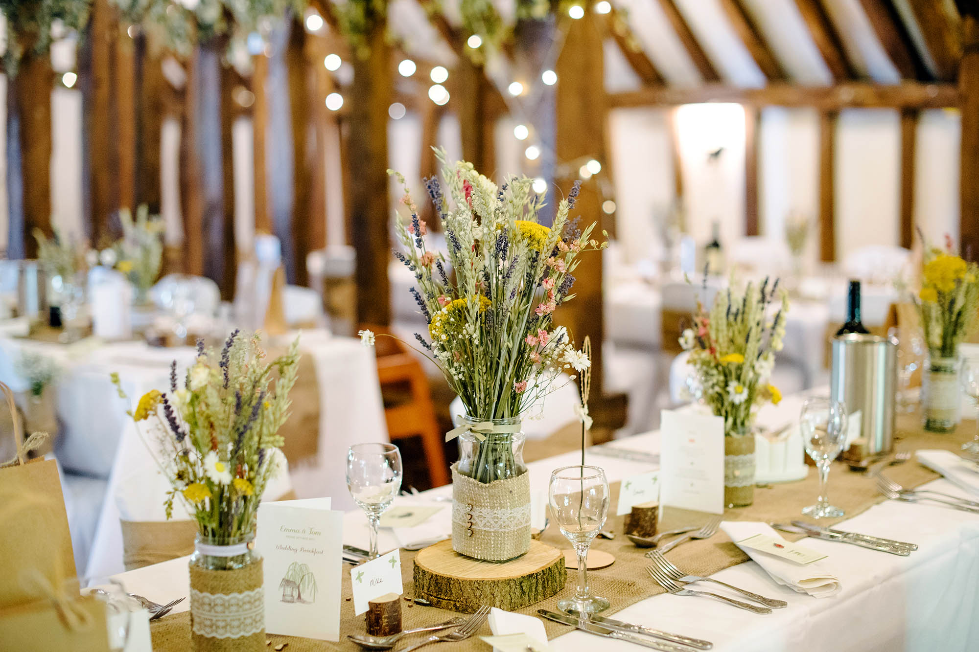 Emma and Tom's country wedding at the Plough at Leigh - early highlights collection. S