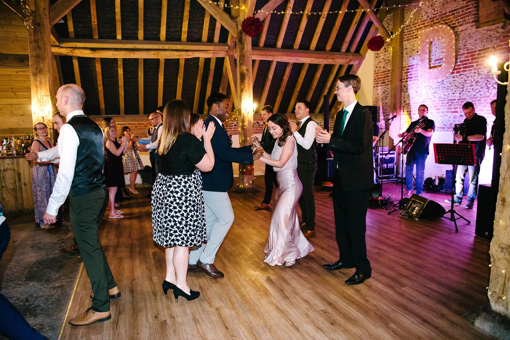 Tina and Dan's New House Estate and Barford Park Farm wedding - early highlights collection.