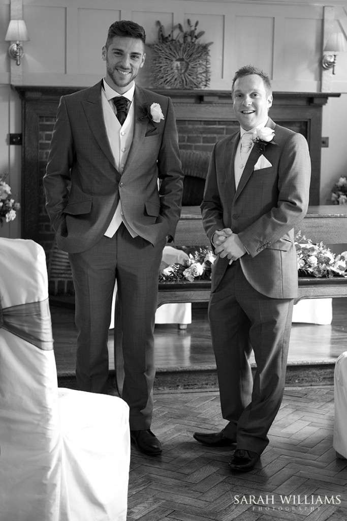 The Wedding of Laura and Matt Friday 11th April 2014 at the Mont