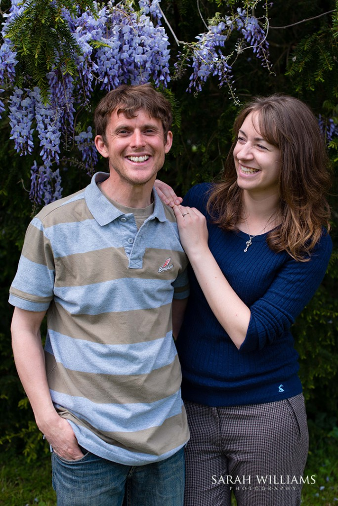 Portraits with Carlie and Craig at Scotney Castle, Sunday 24th may 2015