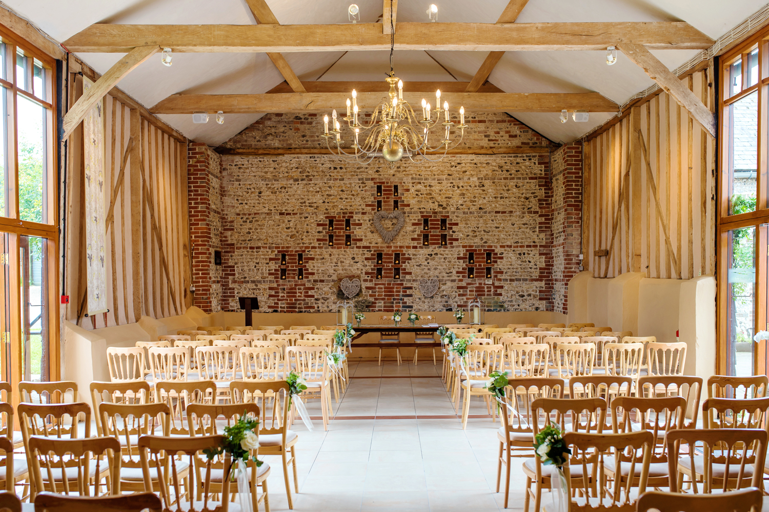 Sarah Williams Photography Upwaltham Barns Wedding Photographer