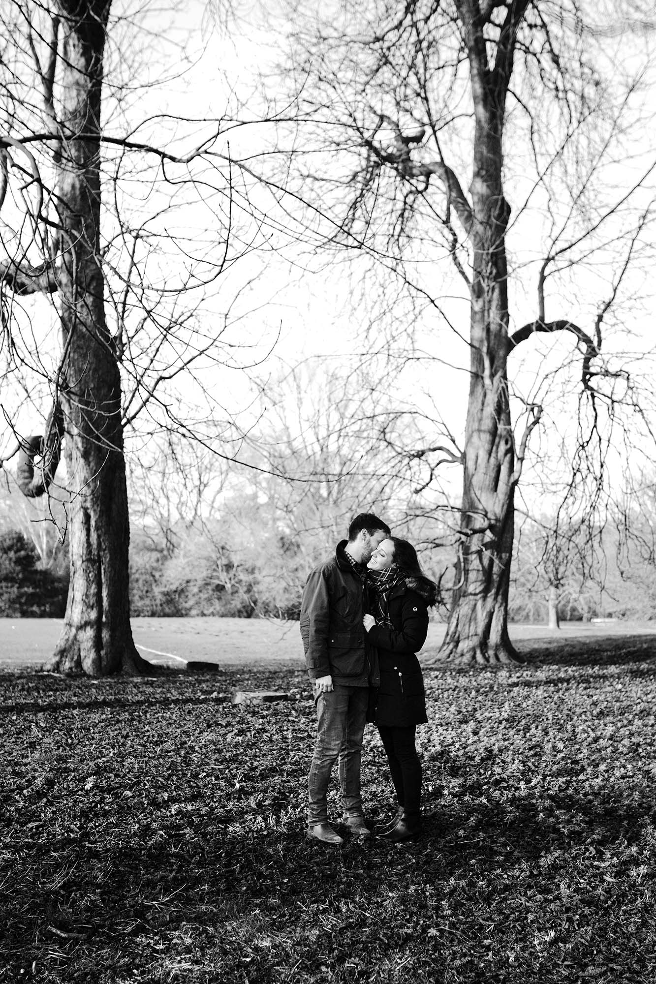 A Spring Engagement Shoot in Oxford