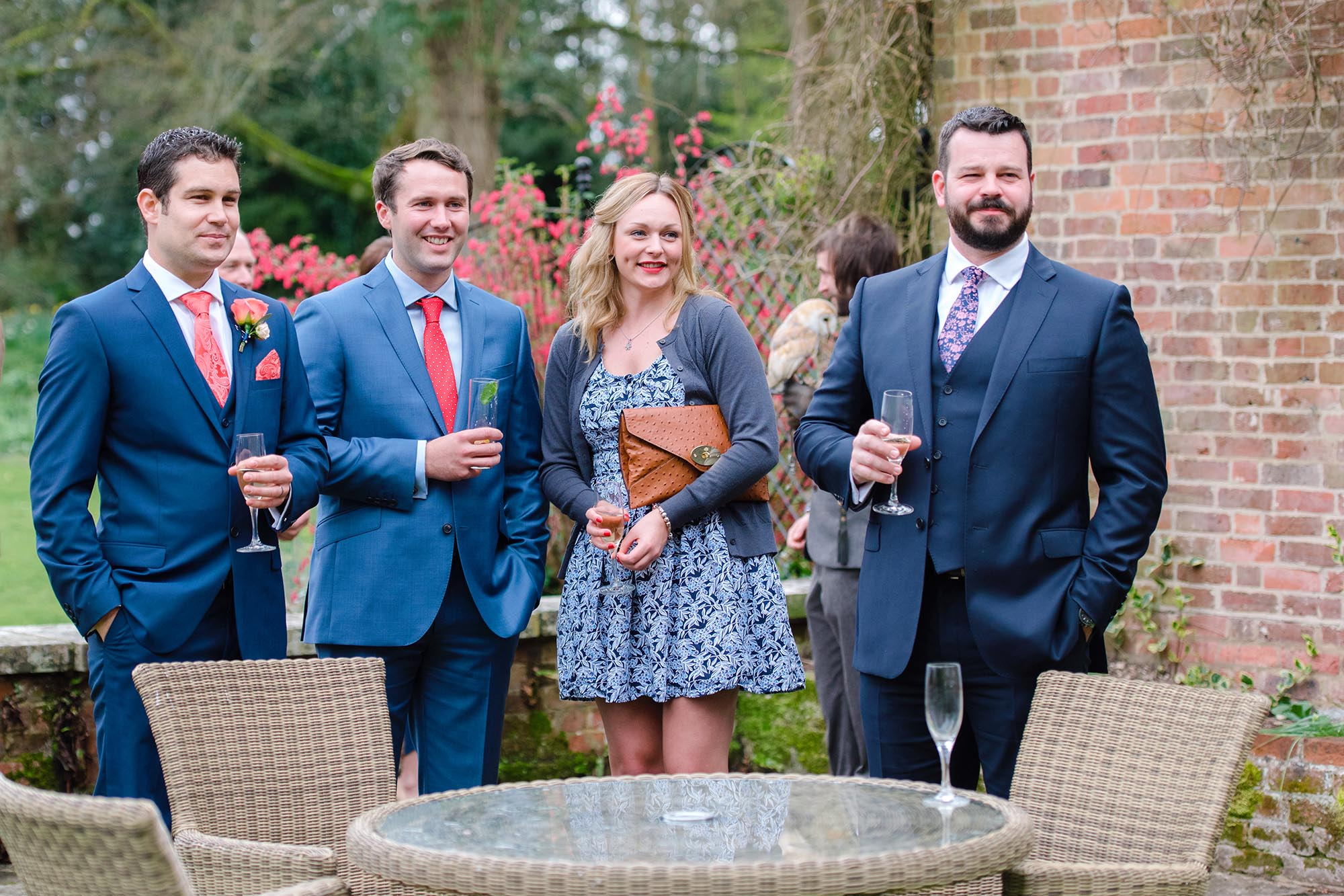 An elegant and fun spring wedding at Lainston House - Sarah Williams Photography