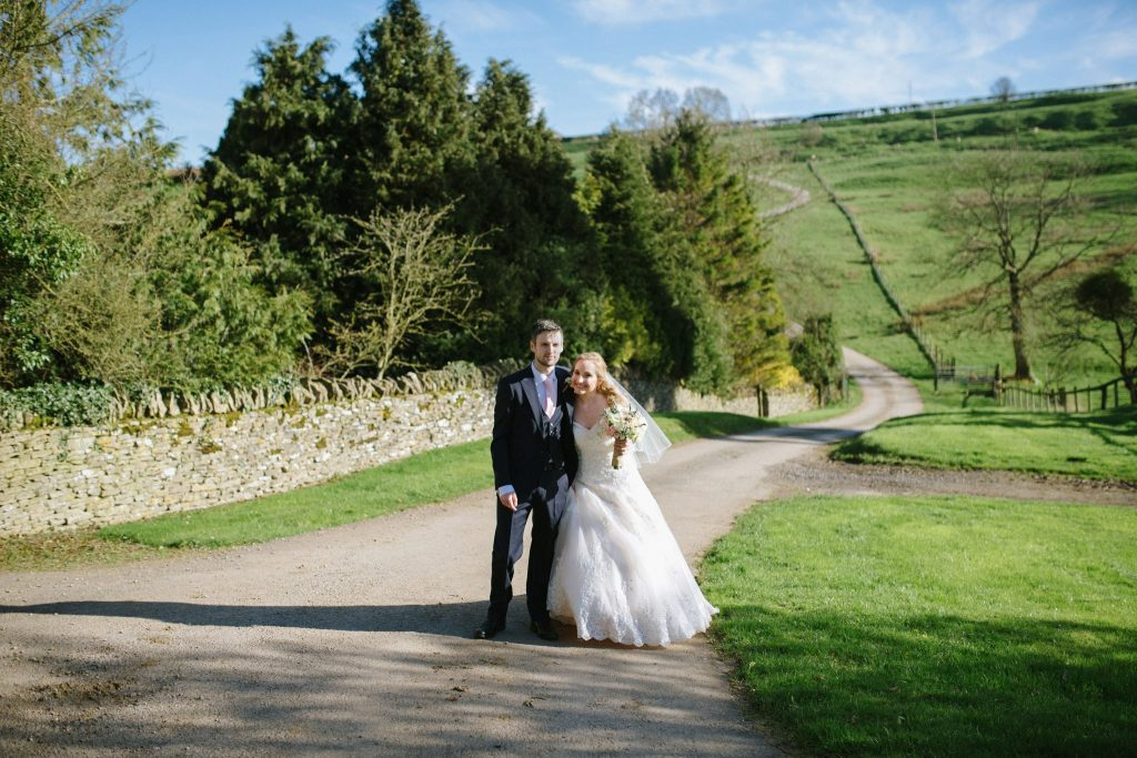 Amalia and Greg's Kingscote Barn wedding - early highlights collection