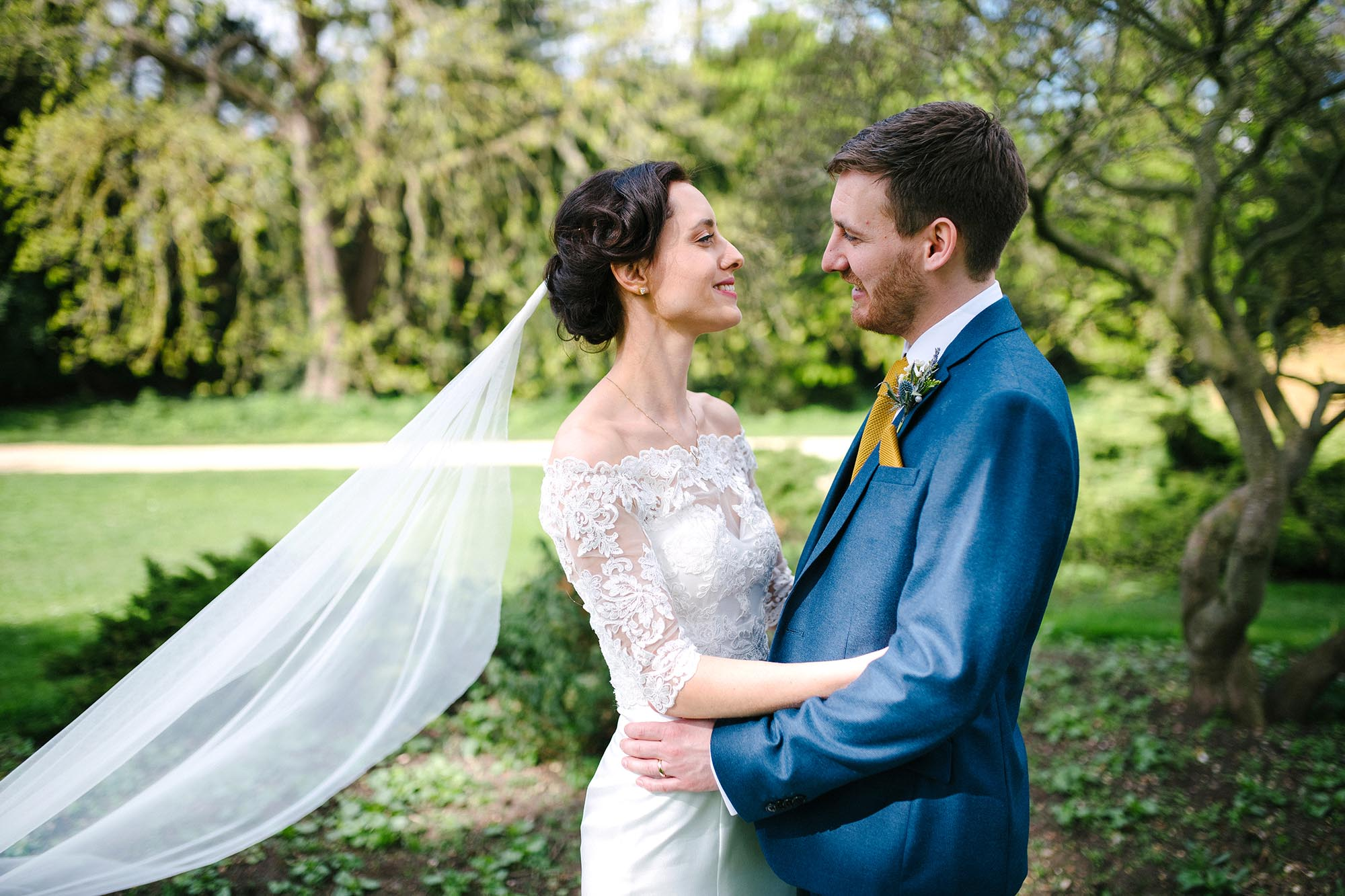 Emmie and Sam's Oxford wedding - early highlights collection