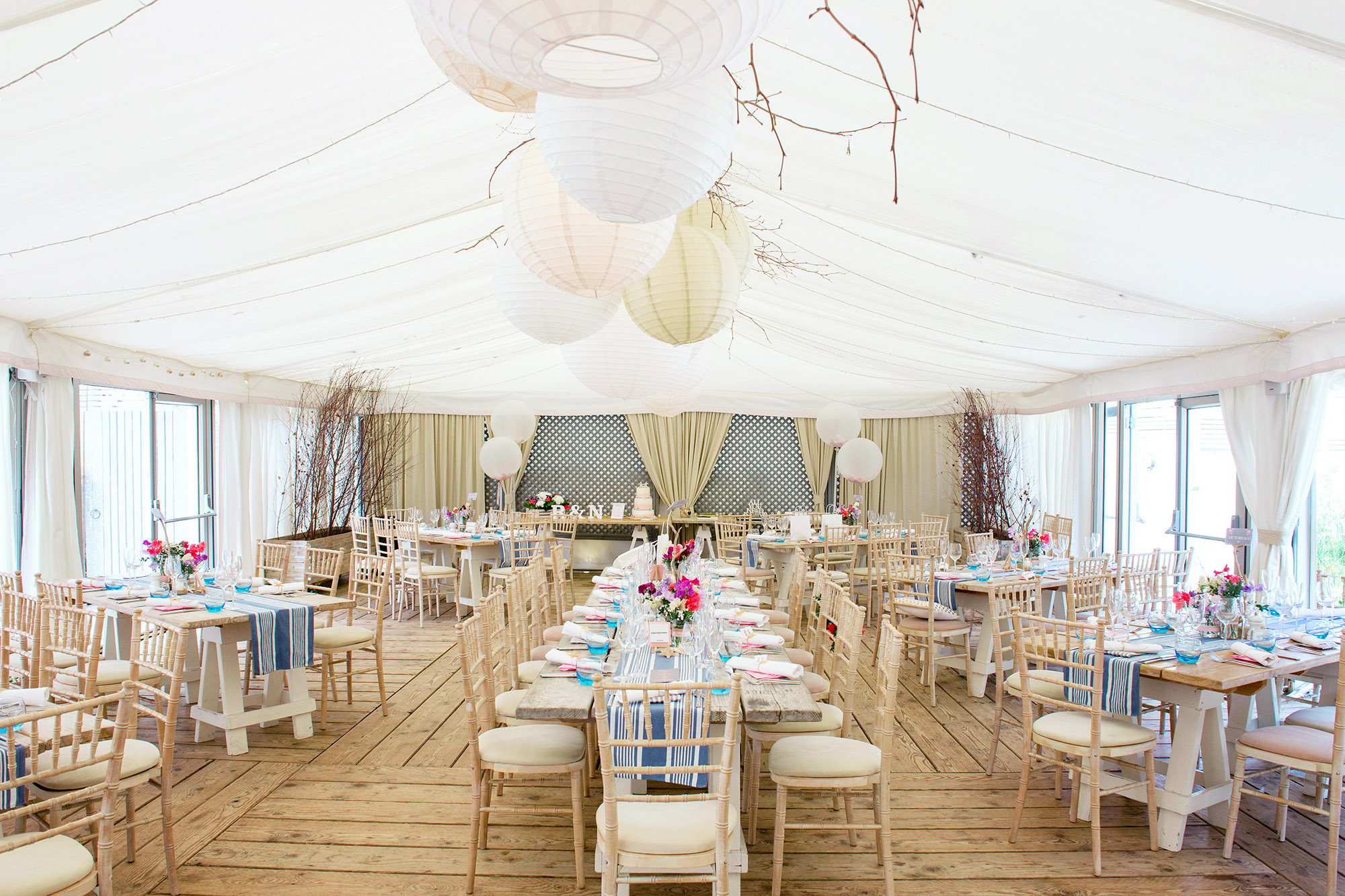A Beach wedding at The Gallivant, camber Sands